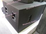 Srx728s удваивают 18 '' наивысшая мощность нео Subwoofer