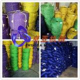 Corda di plastica che fa macchina/l'espulsore filamento della corda