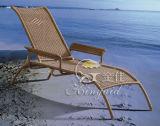 Напольный стул салона Chasie, стул софы пляжа Lounger Sun (JJCL-03)