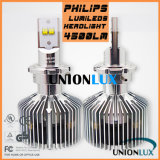 Phi Lip Most 2015 Brightness 9000lm Car H11 LED Headlight
