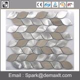 2017壁のタイルのためのアルミニウムステンレス鋼のモザイク