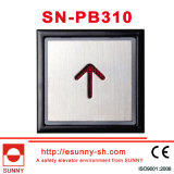 Spindel-Schmierölniederdruck-Höhenruder-Taste (SN-PB310)