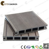 나무 Plastic Composite Flooring Technics와 Engineered Flooring Type WPC Decking (TW-02)
