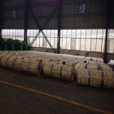 Cable 0,6 / 1kV Aluminiun Core aérea Bundled Cable ABC