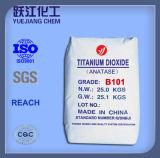 Het industriële Dioxyde van het Titanium van de Rang voor Zeep