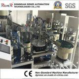 Linha de produção automática não padronizada personalizada profissional para a ferragem plástica