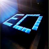 Túnel colorido LED Dance Floor 3D del tiempo