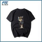특성을%s 가진 인쇄된 t-셔츠 남녀 공통 선전용 t-셔츠