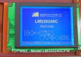"5.1 "" LCD 모듈 (LM320240)가 320x240에 의하여 점을 찍는다"