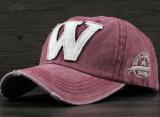 方法綿の野球のスポーツの帽子