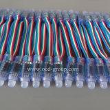 工場価格の12mm LEDピクセルライトRGB LEDピクセル防水ストリング