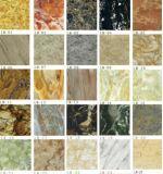 Macchina di marmo artificiale del comitato di parete del PVC di disegno dei materiali della decorazione