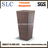 POT di fiore di alluminio dello zinco dei POT di fiore/POT di fiore di plastica (SC-01675-2)