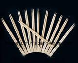 baguettes en bambou enveloppées remplaçables de 5.0mm