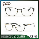 Frame ótico 50-322 do Eyeglass de Eyewear do metal da alta qualidade