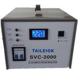 SVC 0.5kVA a 100kVA Automobile Voltage Stabilizer