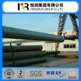 Tubo rotondo del tubo GRP di Pipe/FRP di rinforzo fibra di vetro per il rifornimento idrico