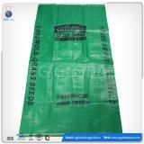 Saco do Polypropylene da farinha de trigo do arroz da embalagem do fabricante 25kg de China