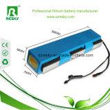paquete de la batería de litio de 15ah 48V para el carrito de golf eléctrico