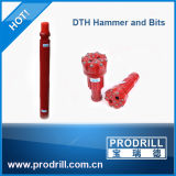 T6 Carbide DTH Drill Bit für Water Well Drilling