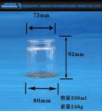 良質のガラスコップの蝋燭ホールダーのガラス製品