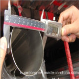 ASTM A249 TP304 geschweißtes Edelstahl-Rohr
