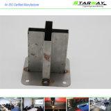 Pièces de fabrication de tôle d'acier inoxydable de précision (ss-304)