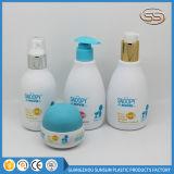 Kugel-Form-kosmetisches leeres Baby verwendeter Glas-Plastikglas-Behälter