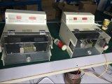 Appareil de contrôle d'étincelle pour détecter le trou d'épingle du fil et du câble