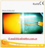 120V 600W 360*320*1.5mm de RubberVerwarmer van het Silicone