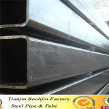 tubulação de aço quadrada e retangular de 40X20mm para a estrutura