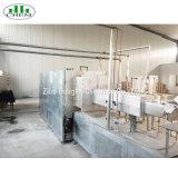 99.995% порошок алюминиевой окиси высокой очищенности (D50: 3-5um)