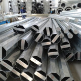 borne de aço galvanizado 35FT Pólo