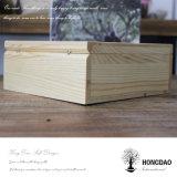 Hongdao paste de Houten Doos van de Foto voor de Giften _E van het Huwelijk aan