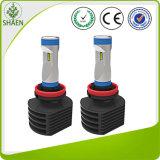 Linterna auto del coche de las piezas de automóvil 12V 25W LED