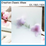 Vidro da Geada de 4-12mm com CE & ISO9001