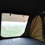 أسرة خارجيّة يخيّم سقف خيمة علبيّة لأنّ عمليّة بيع