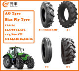 12.5/80-18 Gummireifen-Traktor-Reifen der Landwirtschafts-R-4
