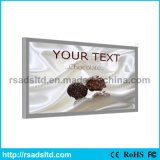Frameless Publicité LED Fabric Light Box Frame