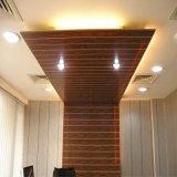 painel de teto do PVC do material de construção de 5/6/7*200mm para a decoração interior