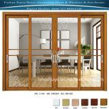 Раздвижная дверь от 2 панелей до 8 конструкции & следов панелей