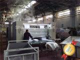 Gewebe, das Röhrenverdichtungsgerät-Maschinerie beendet