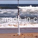 Алюминиевый спайк песка рыболовной удочки