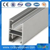 Fabrik-Preis 6000 Serie verdrängte Aluminiumfenster-Profil