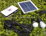 FM 라디오와 MP3 선수와 가진 3개의 90m 룸 태양 전지 LED 조명 시설