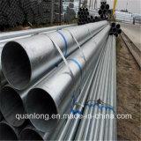Q195-Q235 Pre Galvanized Steel Pipe 또는 Galvanized Pipe