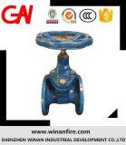 Válvula de puerta del vástago de la señal de la alta calidad para la lucha contra el fuego