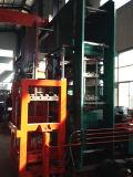 Pneumáticos contínuos de borracha de 2 camadas que curam a máquina moldando da imprensa/pneumático contínuo