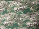 Американская ткань воиска камуфлирования пущи типа