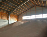 Magazzino prefabbricato dell'azienda agricola della struttura d'acciaio (KXD-SSW1162)